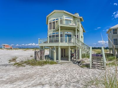 Photo for Dolphin View Fort Morgan Gulf Front Vacation House Rental - Meyer Vacation Rentals