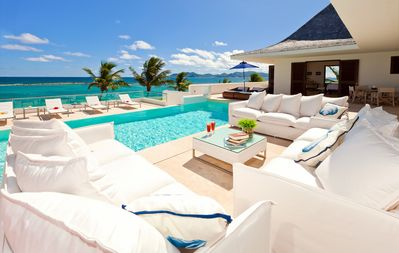 Photo for Little Harbour Estates - Le Bleu - luxury 10 bedrooms serviced villa - Travel Keys