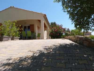 Photo for NEW VILLA CLIMATISEE with SWIMMING POOL
