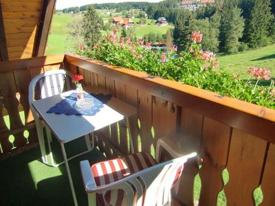 Photo for 1BR Apartment Vacation Rental in Schonach