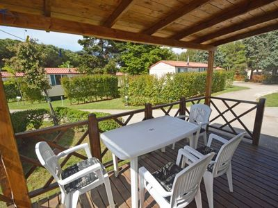 Photo for Vacation home Camping Brioni in Pula/Puntižela - 4 persons, 2 bedrooms