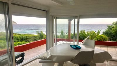 Photo for beautiful beachfront cottage