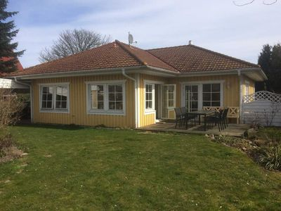 Photo for Schwedenhaus Polchow - Apartments Polchow - directly on the water