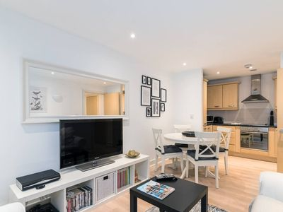 Photo for Lovely 2BR Home in Fulham, 4 guests