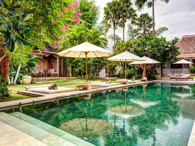 Photo for 4BR Fresh Private Villa Seminyak