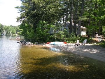 Lake/Mountain View-Highland Lake Waterfront 3 Bedroom Cottage