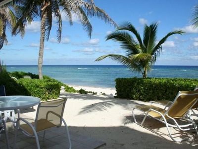 Photo for Stay Beachside in the Cayman Islands