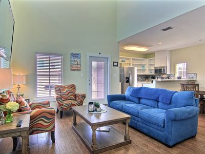 Photo for Nautilus Cottage: Premier 3 bed, 2.5 bath townhome w/Pool, Close to the Beach