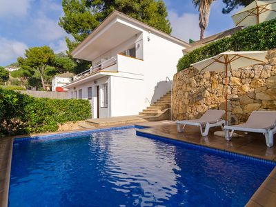 Photo for Club Villamar - Nice and cozy villa composed of a 4 independent apartments, an ideal choice to sp...