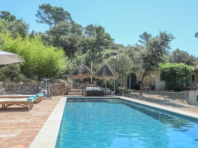 Photo for Villa Danah charming house - Terrace and private pool