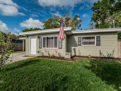 2/1 Single Family Home on Pinellas Trail