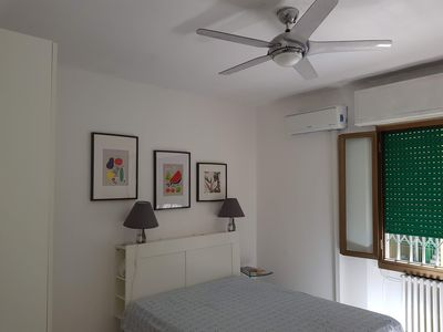 Photo for large room with double bed