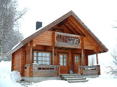 Photo for Vacation home Tuomiranta in Sotkamo - 4 persons, 1 bedrooms