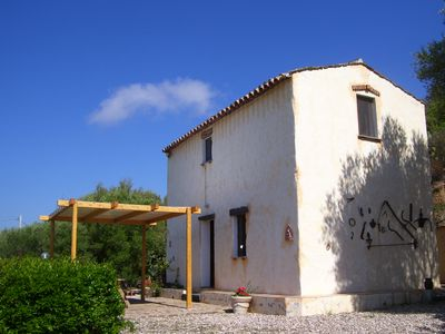 Photo for Typical countryhouse in Orosei  (NU)