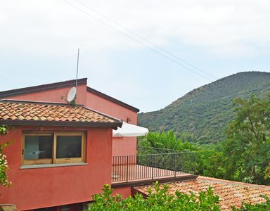 Photo for Relaxing farmhouse with pool 4km from the sea in Capo d'Orlando: Casa del Gelso