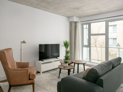 Photo for Hip 1BR in Quartier des Spectacles by Sonder