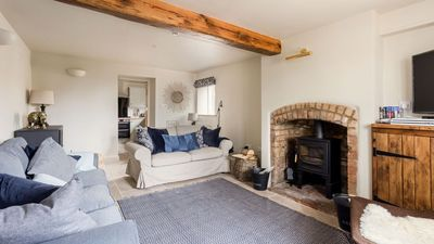 Photo for Spacious 4 bed Home with Fabulous Cotswold views   - sleeps 10 guests  in 4 bedrooms