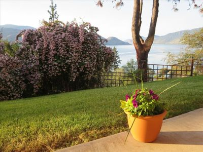 Photo for A Comfortable one Bedroom Suite for your Vacation in the South/Central Okanagan