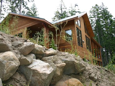 Photo for Majestic Pines - 4,000 sq. ft elegant lodge near Lake Wenatchee!