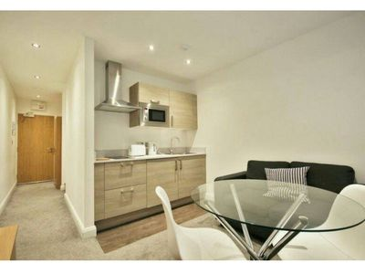 Photo for Trendy studio apartment in Manchester city centre WIFI