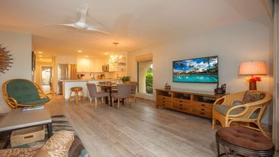 Photo for Remodeled 1 BR  Garden View Maui Kamaole Condo - 5 Minute Walk to Beach