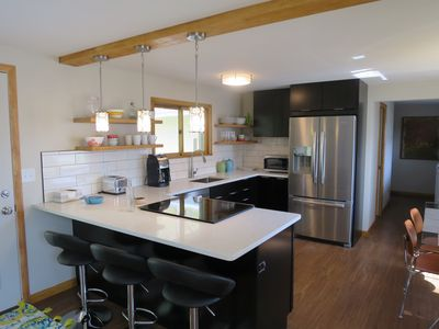 Photo for Completely Remodeled Mid-Century Modern Home On West Bay Shore Dr.