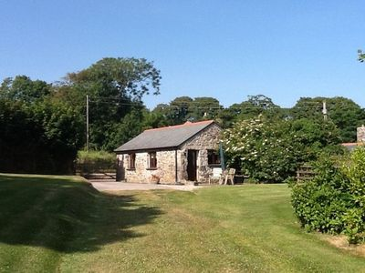 Photo for 1 bedroom Cottage in Fowey - CHURN