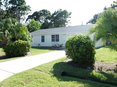 Photo for 3BR fully furnished house, close Jensen Beach & Stuart and everything it offers