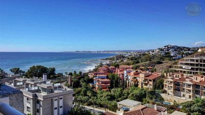 Photo for Breathtaking sea views from a 2 bedroom 2 bathroom apartment which sleeps 5