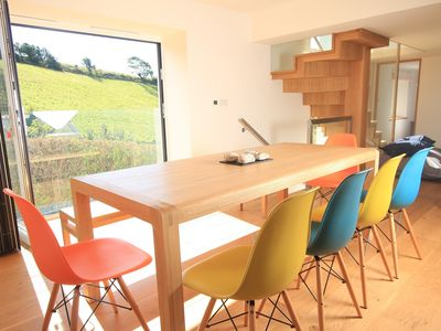 Photo for Stylish holiday cottage with views to the estuary.