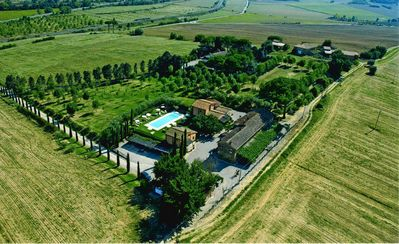 Photo for Holiday apartment Castel Rigone for 1 - 4 persons - Farmhouse
