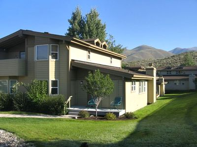 Photo for Beautiful Elkhorn Condo in Sun Valley