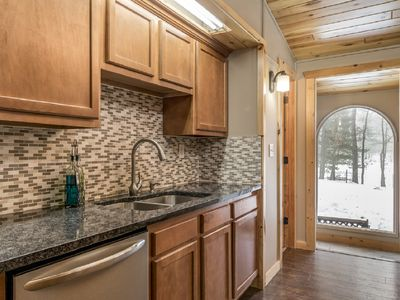 Photo for Gorgeous Home on the Manitowish Waters Chain of Lakes!