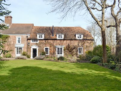 Photo for 4 bedroom accommodation in Fordwich, near Canterbury
