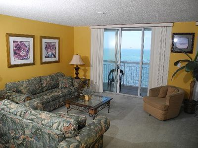 Photo for Crescent Shores Oceanfront Unit 1811! Stunning Condo. Book your get away today!