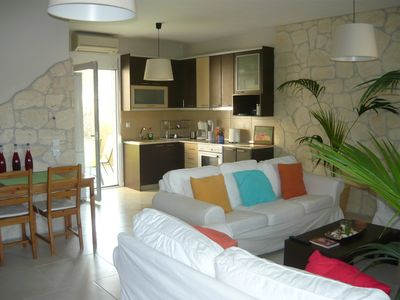 Photo for Casa Petra is a spacious and well decorated 2 floor, 80 square meter apartment