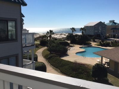 Photo for Gulf Shores Plantation West #1342  ~ 2BR + Loft ~ Spectacular Gulf View !!!