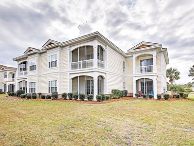 Photo for Inviting 4BR Pawleys Island Condo w/ Pool Access!
