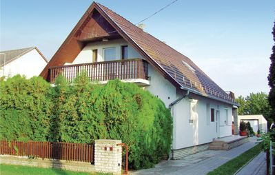 Photo for 4 bedroom accommodation in Balatonfenyves