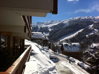 Photo for beautiful 2P Meribel center