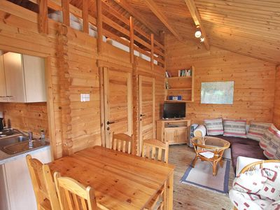 Photo for Holiday house SEE 9800 - Wooden cottages Rechlin SEE 9800