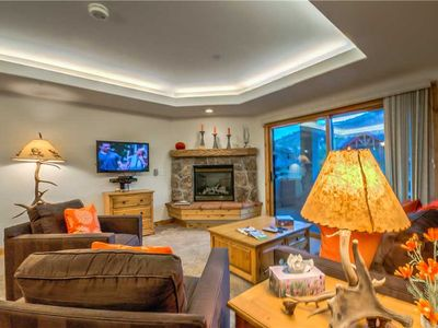 Photo for Outdoor Pool - Beautiful summer condo, quick walk to Steamboat Resort, minutes to downtown!