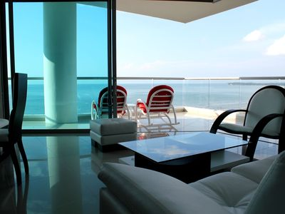 Photo for Indulge in an Airy Cartagena Condo