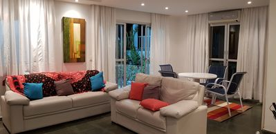 Photo for Beautiful Penthouse with pool, Enseada, Guarujá ... 400 meters from the beach