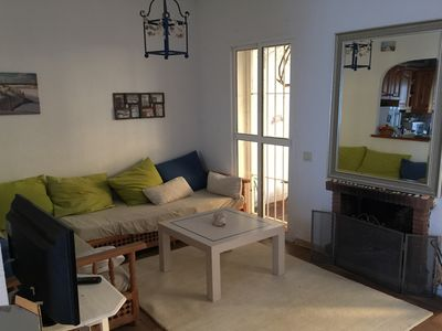 Photo for Beautiful house in Zahara. First line of the beach