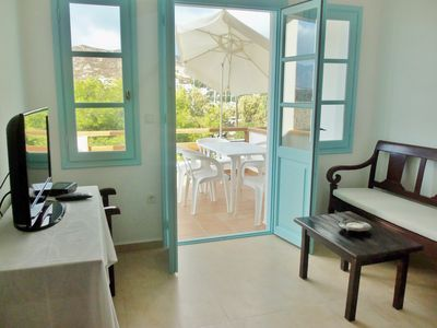 Photo for Wonderful 3 bedroom apartment facing the sea