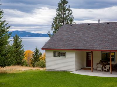 Photo for Newly remodeled Bigfork House just 2 minutes from public lake access! Sleeps 8!