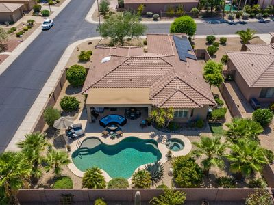 "Photo for Oasis ""Stay n Play"" in Surprise/Pool/Spa/Golf Cart/Resort Adult Community Living"