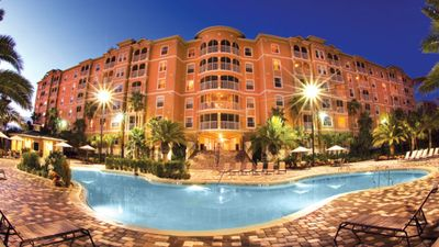 Photo for Orlando 2BDR Resort Condo For 6-8! Popular with families. Free Parks Shuttle!