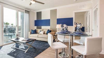 Photo for Private 2BR w/ Pool + Gym Near Universal, Disney